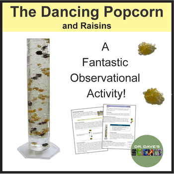 Sink or Float: The Dancing Popcorn