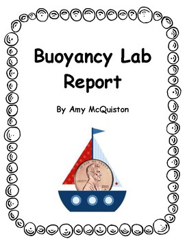 Buoyancy Lab Report