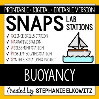 Buoyancy Lab Stations Activity