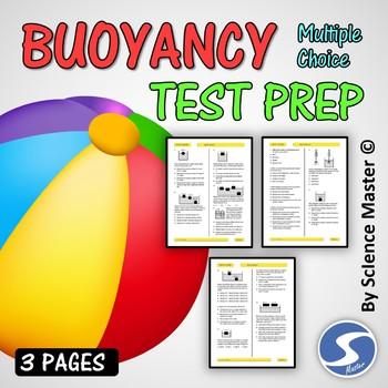 Buoyancy Test Prep