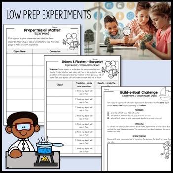 Buoyancy Sink & Float, Matter *Mega Bundle* Full Unit