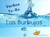 """Burbujas """"Yo-Go"""" verbs"""