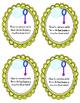 Burbujas-etiquetas de regalo (Bubbles gift tags SPANISH)