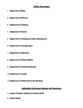 Bureaucratic Project