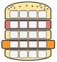 Burger Composition | ABACA Form Worksheet