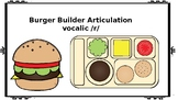 Burger Flip Articulation: Mixed Vocalic /r/; R Controlled Vowels