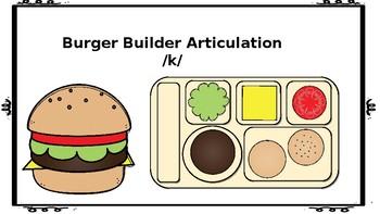 Burger Flip Articulation: /k/