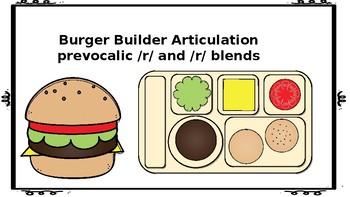 Burger Flip: /r/ and /r/ blends