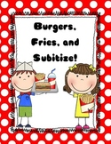Burgers, Fries, and Subitize