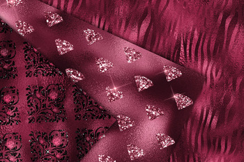 Burgundy Glam Digital Paper, seamless textures and patterns