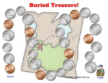 A Coin Counting Unit: Buried Treasure!