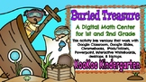 Buried Treasure (Coins)-A Digital Math Center (Compatible