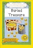 Buried Treasure Game - Phase 2 Phonics