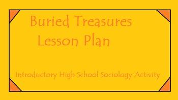 Buried Treasures Lesson