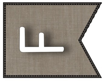 Burlap Banner for Bulletin Board Displays