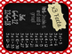 Burlap Chalkboard Multiplication Fact Posters