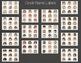 Burlap Chevron EDITABLE Name/Desk Plates & Personalized Labels