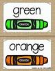 Burlap Color Posters