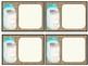 Burlap Mason Jar Theme Labels