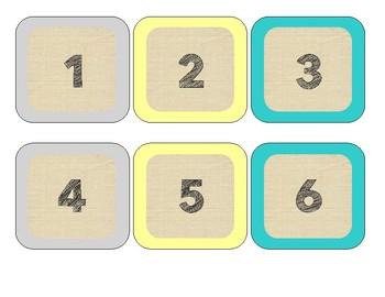 Burlap Numbers