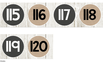 graphic relating to Farmhouse Printable identify Farmhouse Printable Quantity Line -5 in the direction of 120