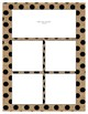 Burlap Sorting Mat Frames * Create Your Own Dream Classroom / Daycare *