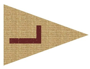 Burlap Welcome Banner!