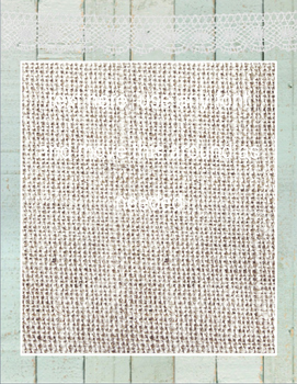 Burlap and Shiplap Binder Covers EDITABLE {farmhouse chic}
