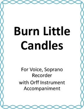 Burn Little Candles