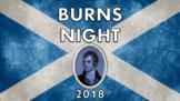 Burns Night 2018 Assembly –Presentation, Quiz, Worksheet,