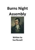 Burns Night Class Play