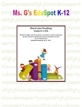 Burst Into Reading K-3 & ESL