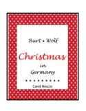 German Christmas ~ Burt Wolf * Christmas In Germany