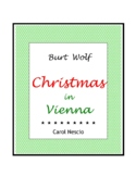 Burt Wolf * Christmas In Vienna