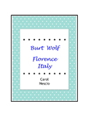 Burt Wolf ~ Florence, Italy For Italian * Class