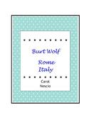 Burt Wolf ~ Rome, Italy For Italian Class