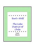 Burt Wolf ~ The Lake District of Chile ~ Spanish Distance