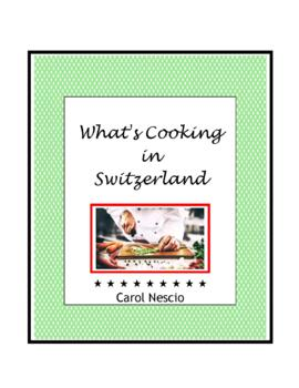 Burt Wolf ~ What's Cooking In Switzerland