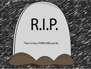 Bury Dead Words