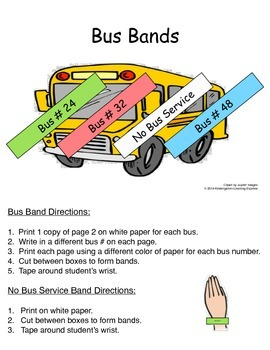 Bus Bands