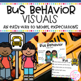 Bus Behavior Visuals *Editable*