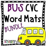 Bus CVC Word Building Bundle