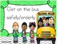 Bus Expectations, Rules, Reminders (Visuals)