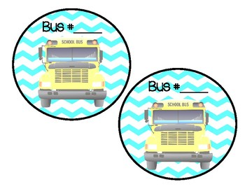 Bus Labels