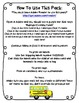 Bus Labels/Tags **EDITABLE**  Customize For Your Students/Class!