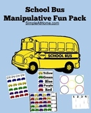 Bus Manipulative Fun Pack