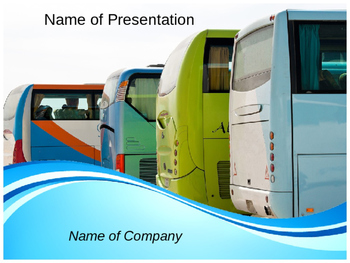 Bus PPT Template