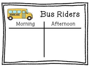 Bus Rider Mini-Poster