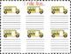 Bus Rider Organization Freebie