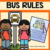 Bus Rules | Bus Safety | Bus Social Story and Emergent Reader